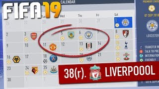 WHAT IF 40 TEAMS WERE IN THE PREMIER LEAGUE ON FIFA 19?