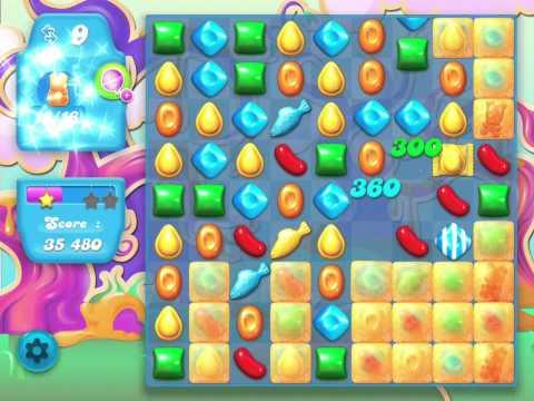 Candy crush soda saga level 86 - niveau 86