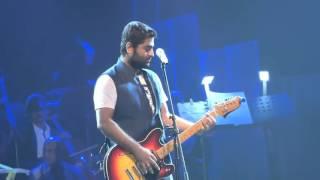 Sanam Re - Sanam Re title song Arijit sing Live  performance HD