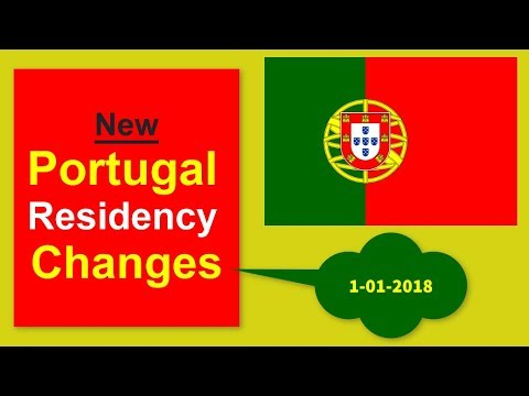 PORTUGAL INCREASED MINIMUM SALARY  || PORTUGAL LATEST UPDATE FOR RESIDENCY
