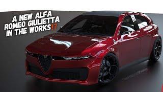 Plans For The Next Generation Alfa Romeo Giulietta