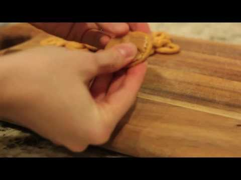 How to Make Chocolate-Covered Caramel Pretzels