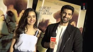 OK Jaanu Stars Shraddha Kapoor, Aditya Roy Kapur