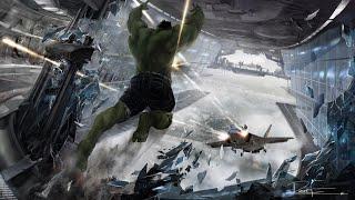 Download Thor vs Hulk - Fight Scene - The Avengers (2012) Movie Clip HD Video