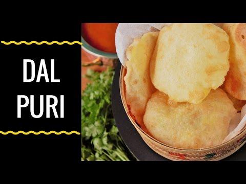 Dal puri Recipe | Moong Dal Puri | How to make Moong Dal puri