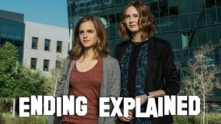 THE CIRCLE (2017) Ending Explained