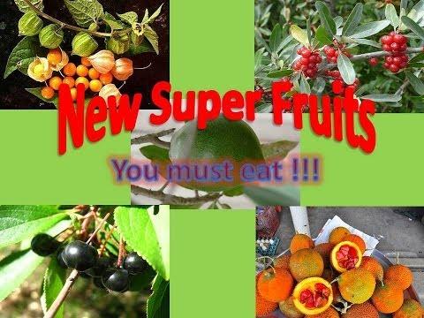 New Age Superfruits !!!