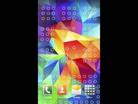 Galaxy S5 Live Touch Theme