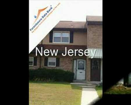 New Jersey Foreclosure Listings - NJ