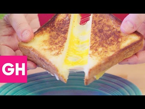 How to Make the Ultimate Grilled Cheese | Test Kitchen Secrets | GH