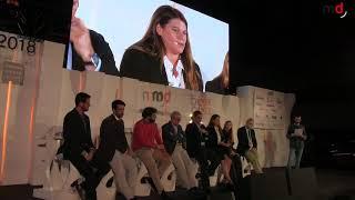 "Foa 2018: Mesa Redonda ""the Intelligent Future"""
