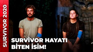 İŞTE SURVİVOR'A VEDA EDEN İSİM! | Survivor 2020