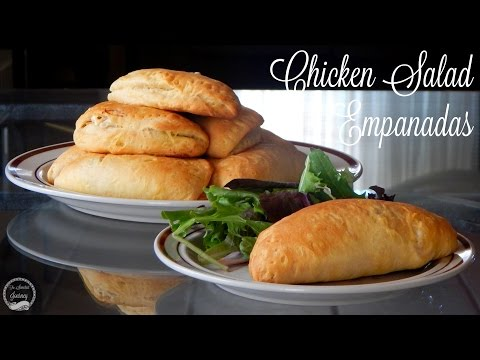 Pillsbury Recipes: Chicken Salad Empanadas | The Sweetest Journey