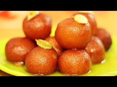 Bread Gulab Jamun recipe in Malayalam / Bread Gulab Jamun in Malayalam / ബ്രഡ് ഗുലാബ് ജാമുൻ