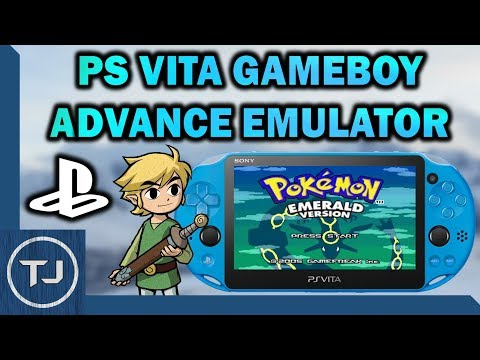 PS Vita 3.65/3.67/3.68 GameBoy Advance Emulator! (With ROM's) VHBL!
