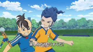 Inazuma Eleven Go Strikers 2013 Opening & lyrics in description [HD] 720p