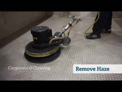 Corporate Cleaning tile and grout sealant