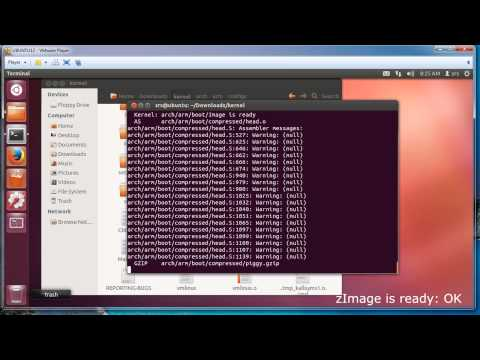 How to compile kernel android from source -