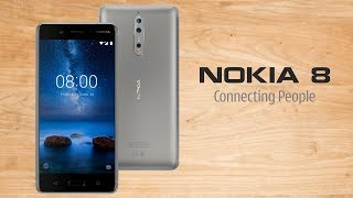 Nokia 8 - OFFICIAL FIRST LOOK!