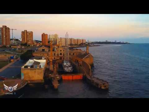 Dique Maua, Montevideo, Uruguay.