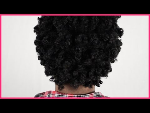 How To Do A Hot Olive Oil Treatment For Natural Hair!
