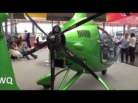 Gyroplane Niki Rotor Aviation
