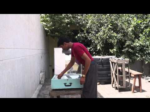 How to Cook Rice in Solar Cooker