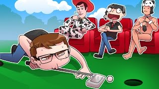 THE VICTORY JUMP!! - Mini Golf Funny Moments (Golf It Gameplay)