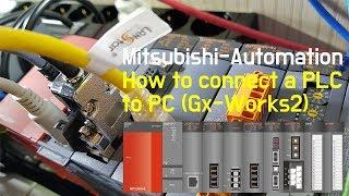 Analog input to analog output, MITSUBISHI, q plc 1, Function block