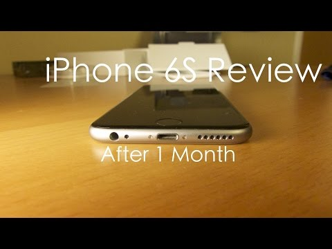 iPhone 6S Review: My Thoughts and Experiences After 1 Month