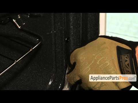 Oven Door Gasket - How To Replace