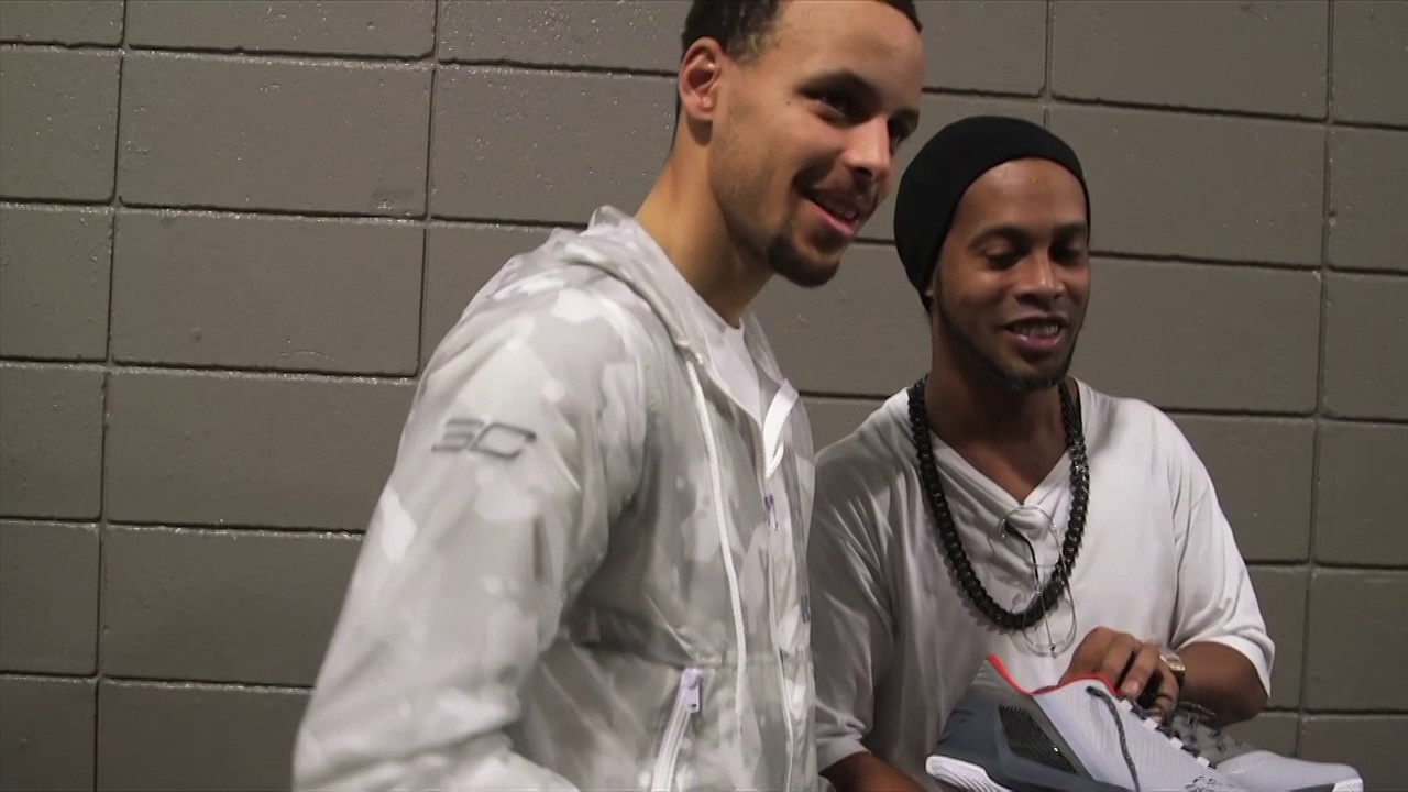 Best of Ronaldinho at All Star Weekend
