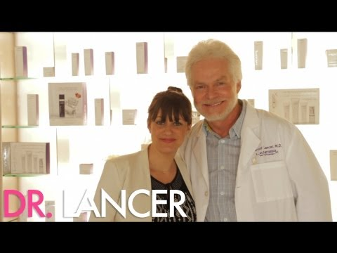 Skincare tips & education with Dr. Lancer, Best Dermatologist in the WORLD! | Jamie Greenberg Makeup