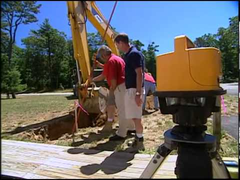 Excavating and Building the Foundation