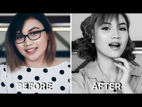 Professional Hairstylist Gives Me A SURPRISE HAIR Makeover | Bash Harry