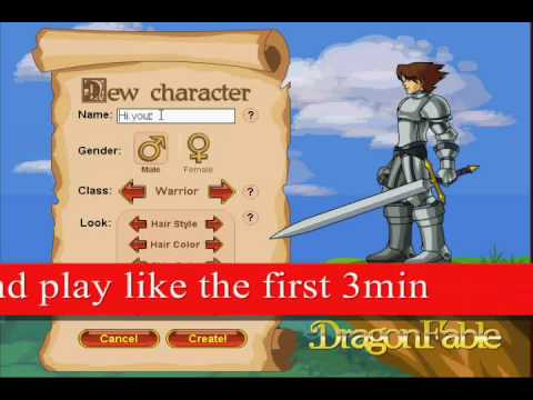 Dragonfable Gold/Exp hack without cheat engine