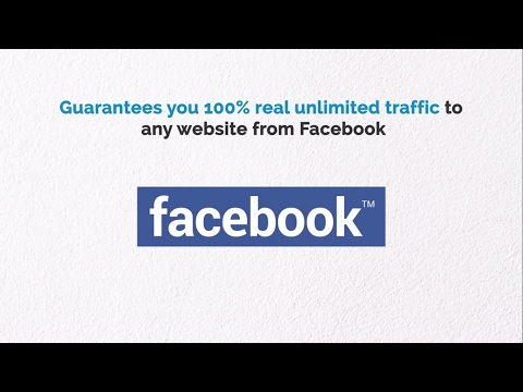 How To Get Traffic To Your Website (Fast) From Facebook New 2017