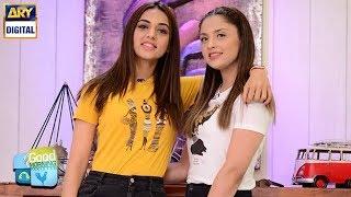 Hum Dono Ko Ghar Main Sirf Mashware Milte Hain - Maryam Noor