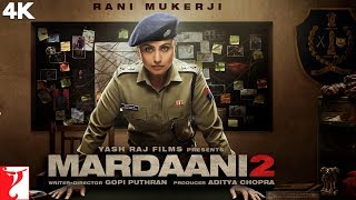 Mardaani 2 | Rani Mukerji | Date Announcement Teaser | Releasing 13 Dec 2019