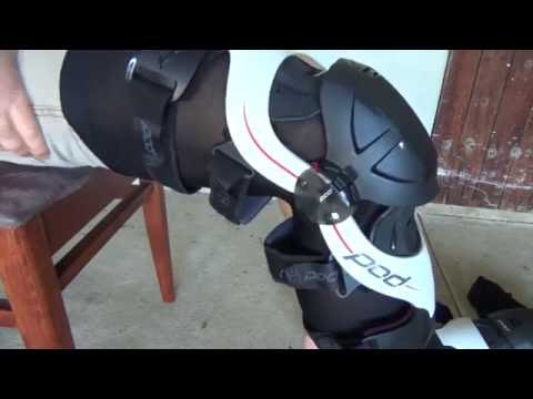 How to stop the POD K4 Knee Braces from rubbing