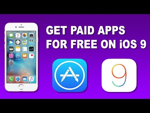 Get PAID Apps for FREE on iOS 9- 9.3.5/10 WITHOUT JAILBREAK on ANY iPhone, iPad, iPod Touch