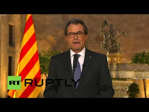 Spain: Catalan leader Mas calls early regional elections