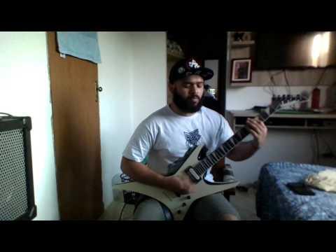 DNR - Dementia [Tema Insanos] - Guitar Cover