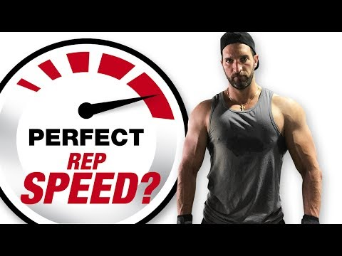 Fast VS Slow Reps For Building Muscle Mass FAST? (THE TRUTH!)