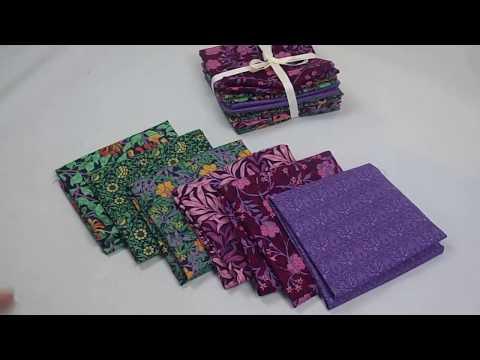 How to Co-ordinate Quilt Fabrics