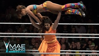 Dakota Kai vs. Kavita Devi - First Round Match: Mae Young Classic, Aug. 30, 2017