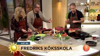 Bästa tipsen när du lagar kött - Nyhetsmorgon (TV4)