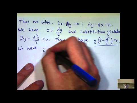 How to find critical points of functions