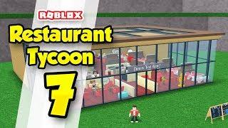 RESTAURANT TYCOON #4 - SELLING MILKSHAKES (Roblox Restaurant