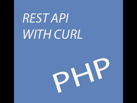 Simple REST API with curl in php | basic of rest api